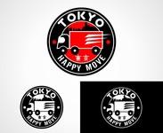Tokyo Happy Move Logo - Entry #43