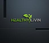 Healthy Livin Logo - Entry #244