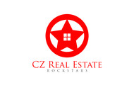 CZ Real Estate Rockstars Logo - Entry #75