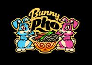 Bunny Pho Logo - Entry #45