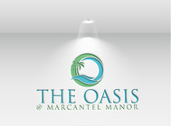 The Oasis @ Marcantel Manor Logo - Entry #107