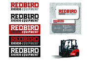 Redbird equipment Logo - Entry #94
