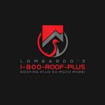 1-800-Roof-Plus Logo - Entry #161