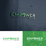 Empower Sales Logo - Entry #330