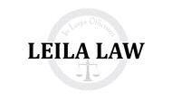Leila Law Logo - Entry #84