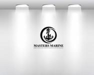 Masters Marine Logo - Entry #207