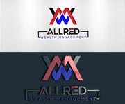 ALLRED WEALTH MANAGEMENT Logo - Entry #760