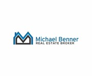 Michael Benner, Real Estate Broker Logo - Entry #100
