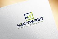 Heavyweight Jiujitsu Logo - Entry #99