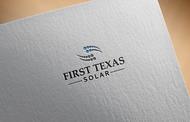 First Texas Solar Logo - Entry #11