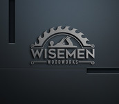 Wisemen Woodworks Logo - Entry #45