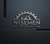 Wisemen Woodworks Logo - Entry #45