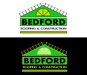 Bedford Roofing and Construction Logo - Entry #78