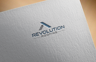 Revolution Roofing Logo - Entry #469