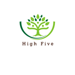 High 5! or High Five! Logo - Entry #64