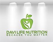 Davi Life Nutrition Logo - Entry #473
