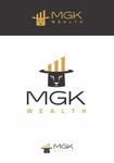 MGK Wealth Logo - Entry #149
