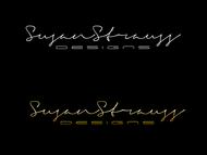 Susan Strauss Design Logo - Entry #277