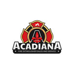Acadiana Fire Extinguisher Sales and Service Logo - Entry #166