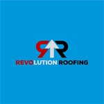 Revolution Roofing Logo - Entry #345
