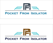 Pocket Form Isolator Logo - Entry #183