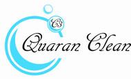 QuaranClean Logo - Entry #160