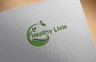 Healthy Livin Logo - Entry #188