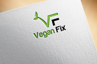 Vegan Fix Logo - Entry #330
