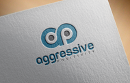 Aggressive Positivity  Logo - Entry #107