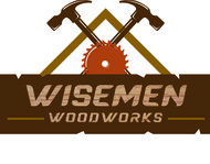 Wisemen Woodworks Logo - Entry #77