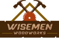 Wisemen Woodworks Logo - Entry #77