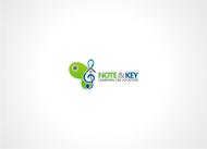 Note & Key Logo - Entry #73