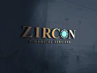 Zircon Financial Services Logo - Entry #119