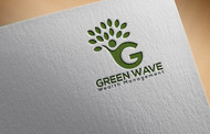 Green Wave Wealth Management Logo - Entry #105