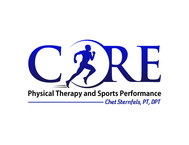Core Physical Therapy and Sports Performance Logo - Entry #147