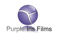 Purple Iris Films Logo - Entry #47
