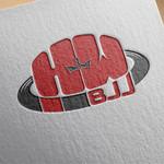 Heavyweight Jiujitsu Logo - Entry #243