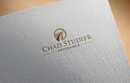 Chad Studier Insurance Logo - Entry #124