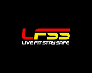 Live Fit Stay Safe Logo - Entry #211
