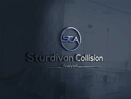 Sturdivan Collision Analyisis.  SCA Logo - Entry #77
