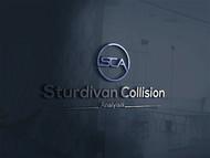 Sturdivan Collision Analyisis.  SCA Logo - Entry #77