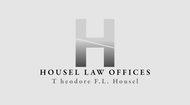 Housel Law Offices  : Theodore F.L. Housel Logo - Entry #51