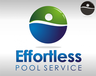 Effortless Pool Service Logo - Entry #36