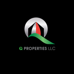 A log for Q Properties LLC. Logo - Entry #27