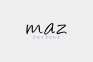 Maz Designs Logo - Entry #363
