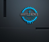 Arkfeld Acres Adventures Logo - Entry #247