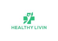 Healthy Livin Logo - Entry #131