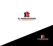 A1 Warehousing & Logistics Logo - Entry #129
