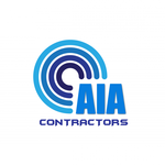 AIA CONTRACTORS Logo - Entry #12