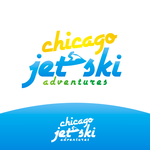 Chicago Jet Ski Adventures Logo - Entry #36